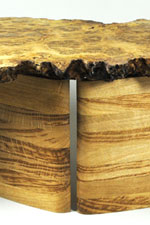 These Are Some Details Of Our Burr Oak Table. Click On An Image To Enlarge